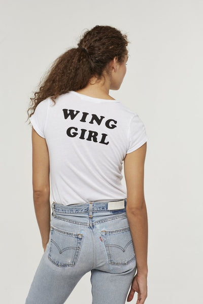 Project Social T 'Wing Girl' Tee
