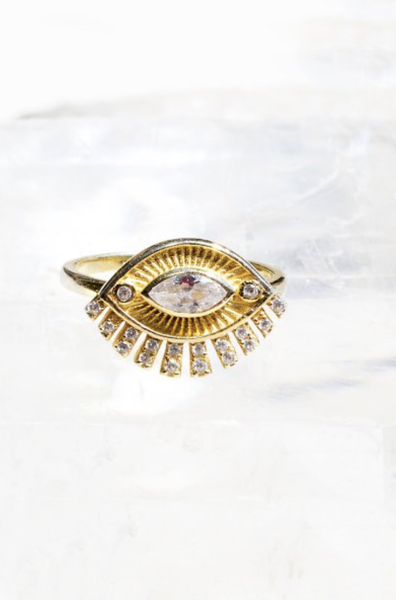 Foresight Eye Ring - T. Georgiano's