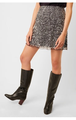 Eero Sequin Mini Skirt - T. Georgiano's
