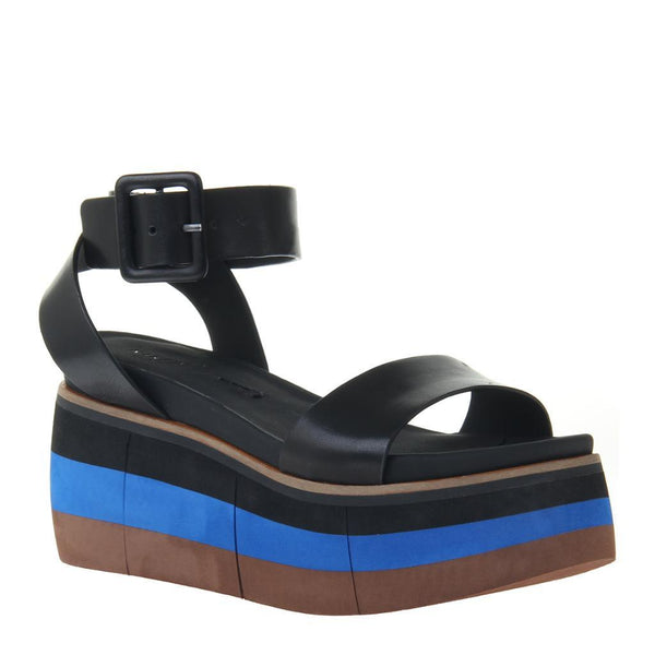 Altezza Wedge Sandal - T. Georgiano's