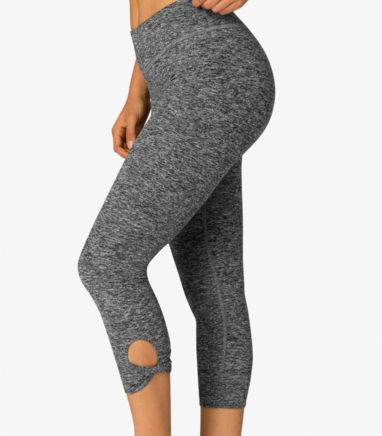 Beyond Yoga Twist and Shout Capri Legging