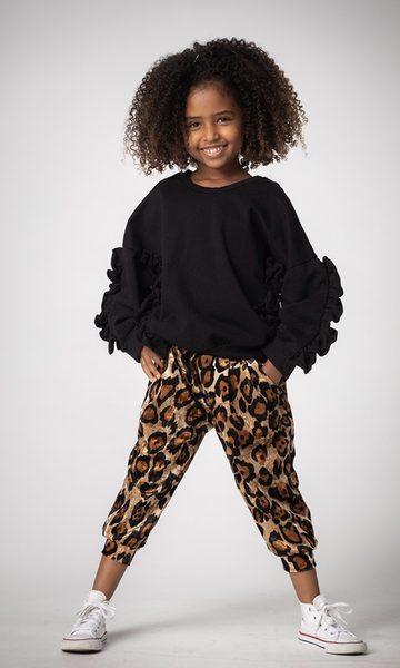 Sonia Cheetah Pants - T. Georgiano's