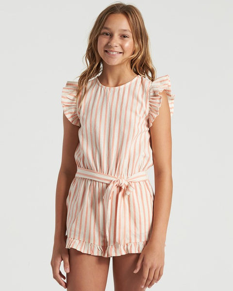 Shortcakes Romper - T. Georgiano's