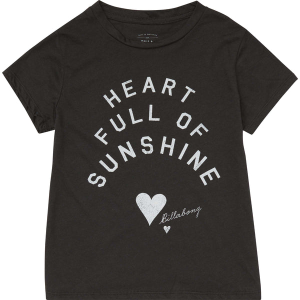 Heart Full of Sunshine - Girls Tees