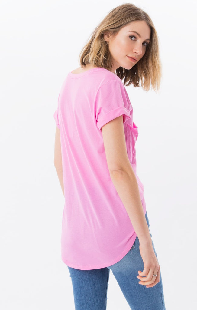 Z SUPPLY The Ribbon Pocket Tee