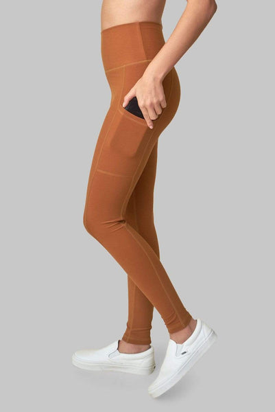 Turmeric Legging - T. Georgiano's