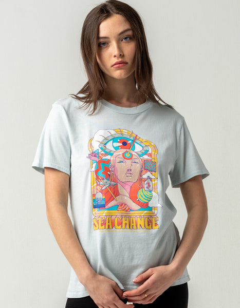 Pangeaseed Tee - T. Georgiano's