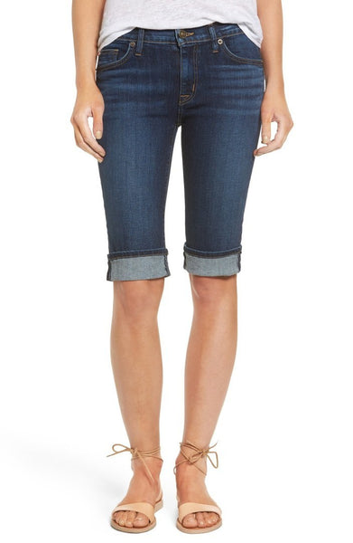 Hudson Jeans Amelia Cuffed Knee Short - T. Georgiano's