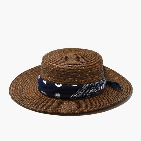 Wyeth Flossie Straw Hat - T. Georgiano's