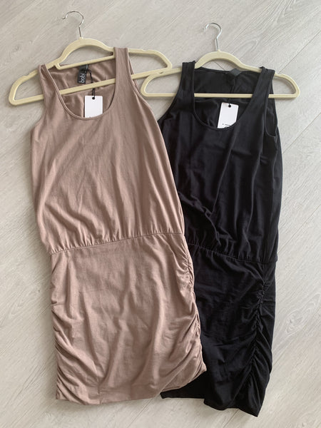 Blouson Tank Dress - T. Georgiano's