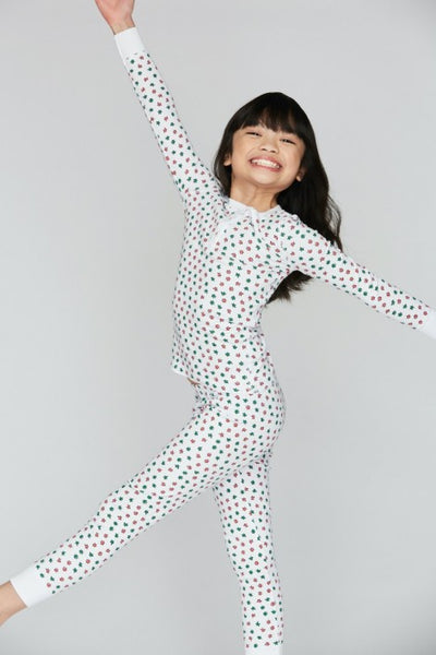 Kid's Starry Nights Pajamas - T. Georgiano's