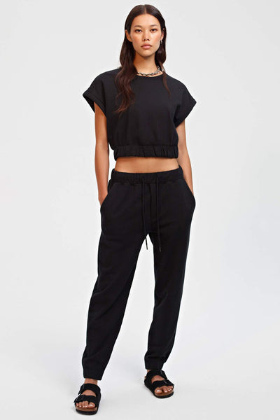 FRANKY FRENCH TERRY SWEATPANT - T. Georgiano's