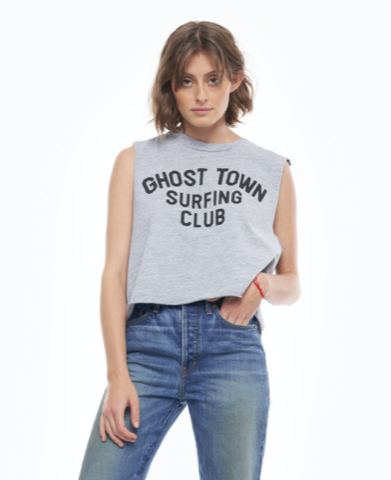 Ghost Town Surf Club Tank - T. Georgiano's