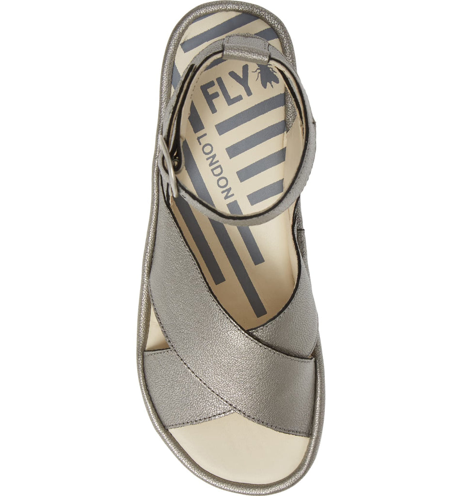 Fly London Bite Wedge Sandal