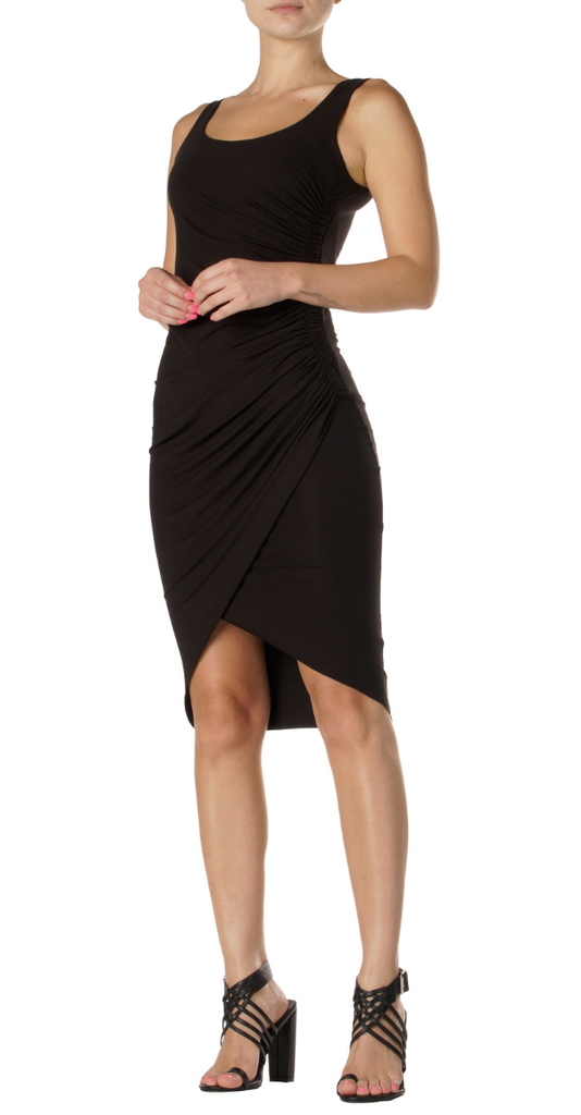 SI5594 Tank Dress - T. Georgiano's