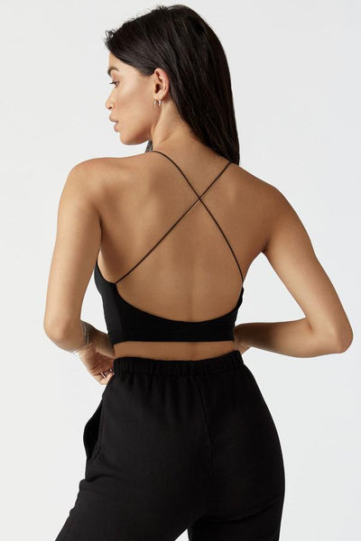 Cross Back Cami - T. Georgiano's