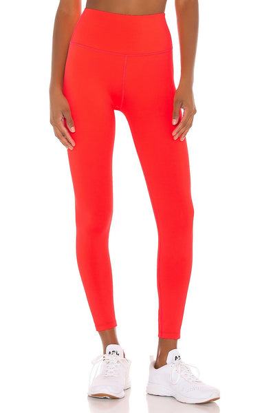 Ava High Waist 7/8 Legging - T. Georgiano's