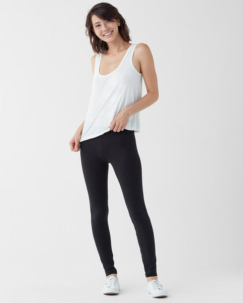Slim Stretch Full Length Legging - T. Georgiano's