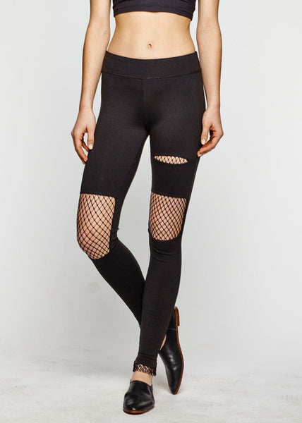 Nesh NYC The Fishnet Legging