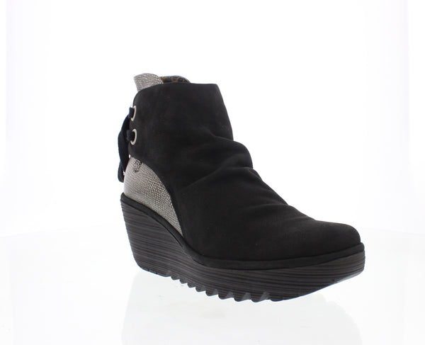 Fly London Yama Ankle Boot - T. Georgiano's