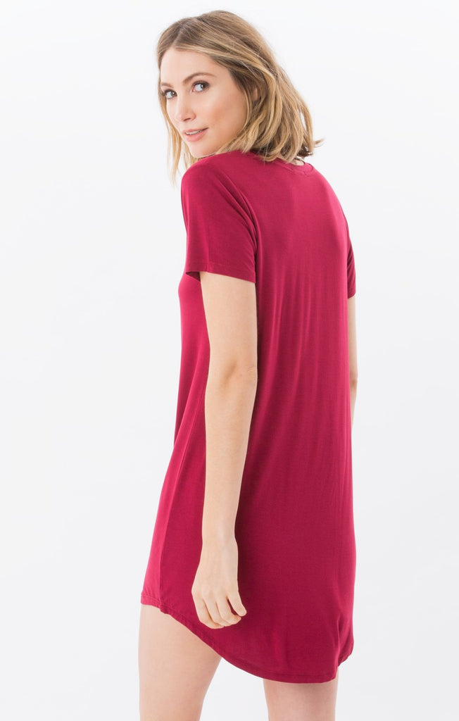 The Pocket Tee Dress