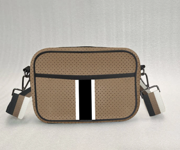 Drew Crossbody - Paris - T. Georgiano's
