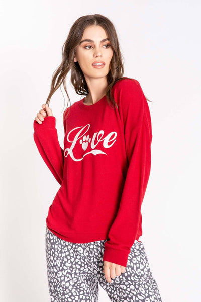 Chelsea LS Animal Love PJ