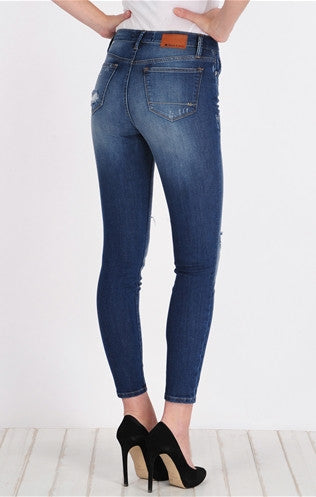 Henry & Belle High Waisted Skinny Ankle | Armitage - T. Georgiano's