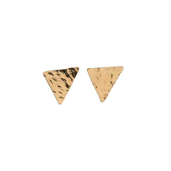 Triangle Studs - T. Georgiano's