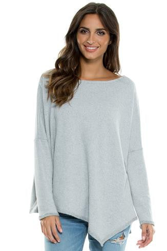 L/S Asymmetrical Top