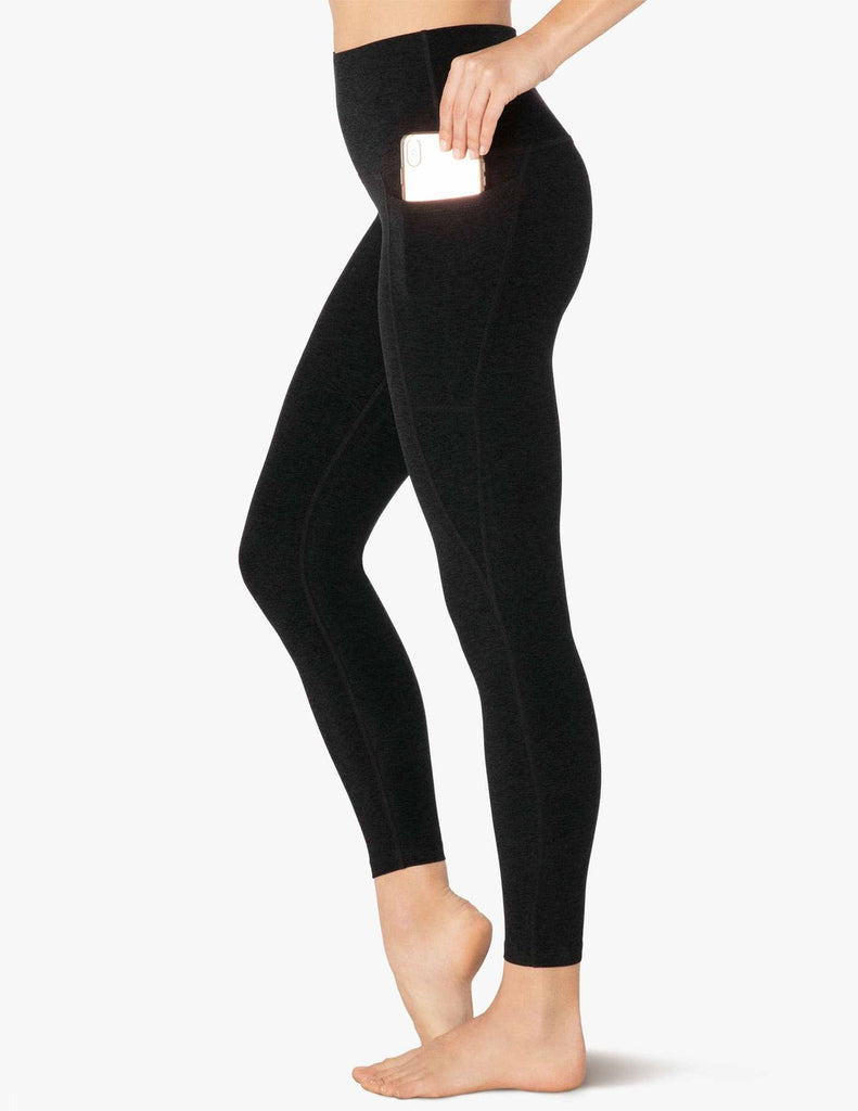 Spacedye Out of Pocket High Waisted Legging - T. Georgiano's