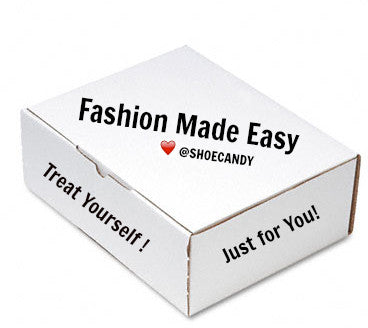 Fashion Made Easy Club by @SHOECANDY