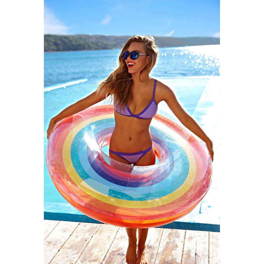 Sunny Life Pool Ring Rainbow - T. Georgiano's
