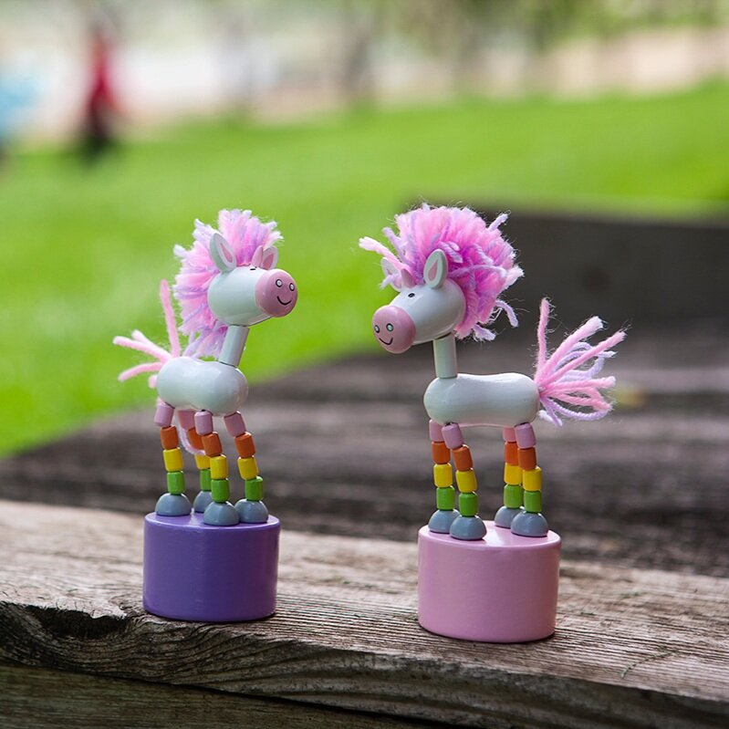 Push Puppet Unicorn - T. Georgiano's