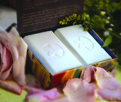 Box of 2 Frangipani Soaps