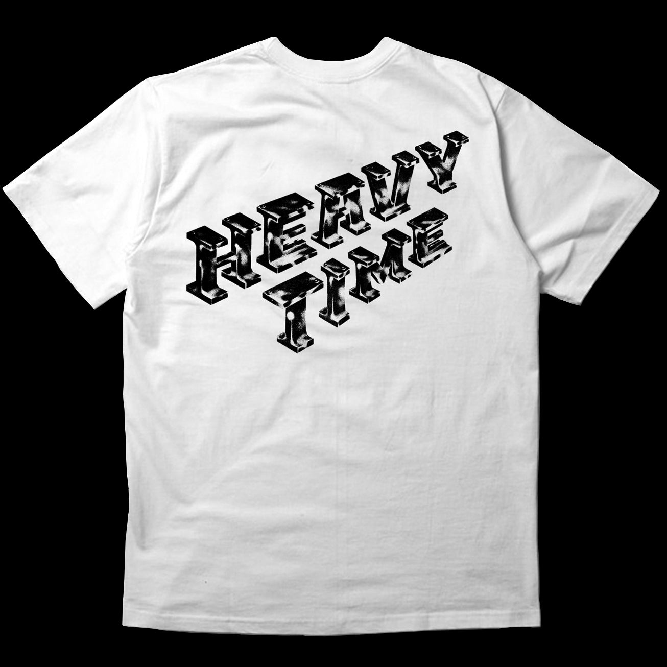 HEAVY TIME CENTRE FOR THE ARTS TEE (PRE-ORDER)