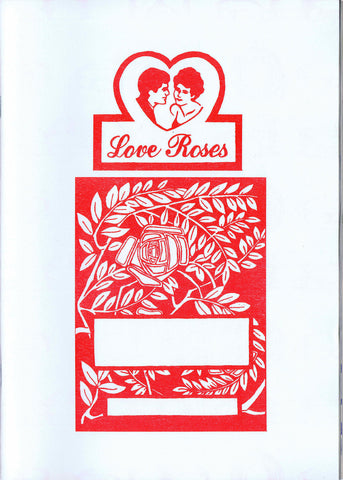 KEITH STONE. Love Roses.