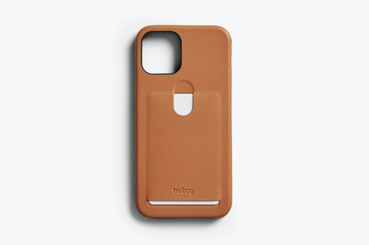 Bellroy Phone Case-1 i12 / i12 Pro Toffee