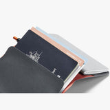 Bellroy Notebook Cover Mini and Pen Graphite