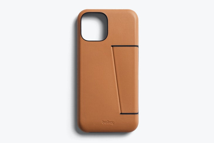 Bellroy Phone Case - 3 Card i12 Pro Max Toffee