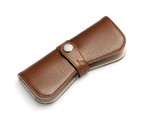 Montegrappa 1 pen pouch brown