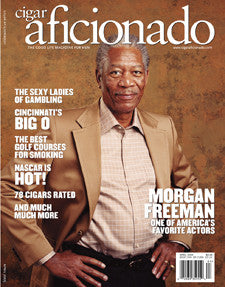 Cigar Aficionado Magazine Apr 05