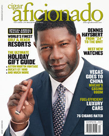 Cigar Aficionado Magazine Dec 06