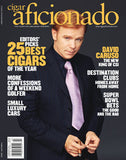 Cigar Aficionado Magazine Feb 07