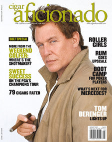 Cigar Aficionado Magazine Aug 07
