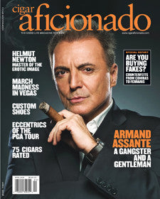 Cigar Aficionado Magazine Apr 08