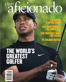 Cigar Aficionado Magazine Jun 08