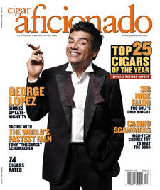 Cigar Aficionado Magazine Feb 10