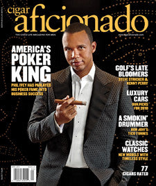 Cigar Aficionado Magazine Apr 10