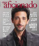 Cigar Aficionado Magazine Oct 10